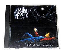 CD: Mike Farley - On The Edge Of Somewhere (1999, RTT) MFAR99 Cleveland Save Me