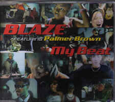 Blaze-My Beat cd maxi single