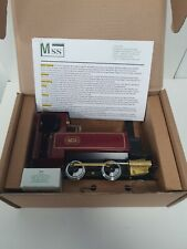 More details for mss maroon built g1 logo