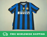 Inter Milan 2009-2010 CL Final Short-Sl. Jersey Maglia Shirt Milito Sizes S-XXL