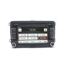 Radio RCD510 AUX USB w Code for VW Golf Jetta Tiguan Passat B6 B7 CC Beetle EOS