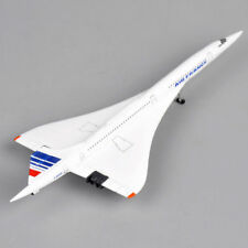 Concorde 1/400 Diecast Alloy Air France 1976-2003 Aircraft Plane Display Model