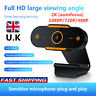 1080P Full HD Webcam USB Auto Web Camera With Microphone For PC Desktop Laptop1