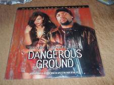 Dangerous Ground Laserdisc Widescreen LD