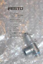 FESTO Rückschlagventil HGL-1/8-B 530030  OVP, NEU