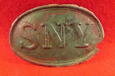 Civil War Sny Buckle - Dug Cold Harbor, Va