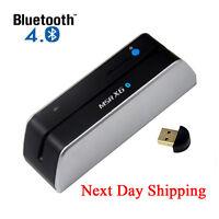 MSR x6 Bluetooth Reader Writer msr Magstripe Card Encoder Swiper VISA