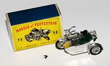 Matchbox Model of Yesteryear Y-8: 1914 Sunbeam Motor Cycle in Reprobox  #7