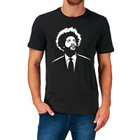 QUESTLOVE T SHIRT THE ROOTS HIP HOP JAZZ RAP MUSIC
