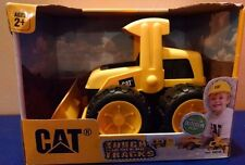 "New Cat Tough Tracks Loader 8"" The Feel of Real Tracks - Outdoor Sandbox Fun 2+*"