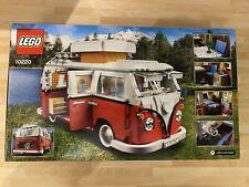 NEW LEGO 10220 Creator Expert Volkswagen T1 Camper Van Set VW ready To Post BUY