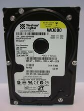 DISCO DURO HDD WD 80GB WD800 SECTORES DEFECTUOSOS PCB OK WD800JD - 75HKA1