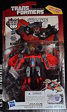 2014 Hasbro Transformers Generations Classics Jhiaxus Henkei United Diaclone NY