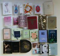 24 Düfte Parfumpröbchen für Adventskalender Damen Nur Markenware!