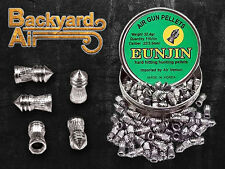 Eun Jin .22 Cal, 32.4 Grains, Pointed, 110ct Pellet Tin
