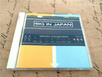 Big In Japan – Destroy The New Rock DON 032-2 US CD E248-05