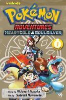 Pokémon Adventures: Heart Gold Soul Silver, Vol. 1: By Kusaka, Hidenori