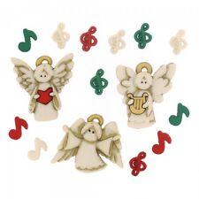 Dress IT UP pulsanti ** un coro degli angeli ** ideale per le schede e artigianato