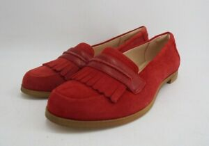 Clarks Coral Women's Slip on Shoes Size UK 4, Soft Cushion, Boxed, Tassels