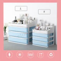 Cosmetic Makeup Organizer Storage Jewellery Box Acrylic Clear Holder Drawer New