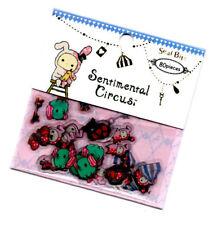 San-x Sentimental Circus Sticker Sack sticker kawaii Pack flakes Japan Seal Bits