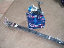 1 x Fishing 8FT Telescopic Travel Rod Reel + Line DR