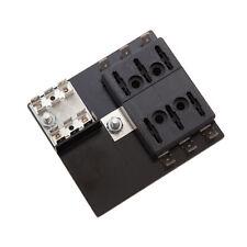 Speed Tech E-370265 ATO ®/ ATC ® Fuse Block Panel 6 Blade/Gang 12 Volt w/Grounds