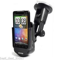 Seidio Innotraveler Window Car Dash Gps Mount Charger For HTC EVO 4G Sprint