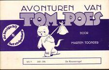 TOM POES - DE REUZENVOGEL - Marten Toonder (1975)