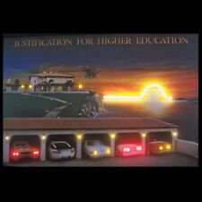 Justification Higher Education Neon /LED Lighted Picture 3JUSTI w/ FREE Shipping