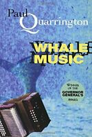 Whale Music by Quarrington, Paul Book The Fast Free Shipping