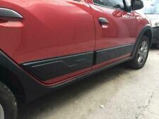 Dacia Sandero Stepway 2013-19 ABS Rubbing Strips Door Protectors Side Protection
