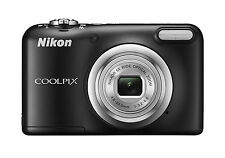 Nikon COOLPIX A10 16.0MP Digital Camera - Black