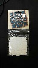 Colorbox Style Stones Inkable Stone Embellishment Bold