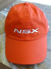 NSX by Acura Official Factory hat ~ from The Quail 2018 event
