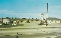 LAM(B) Indianapolis, IN - Drake Motel - Exterior - Street View - Signage