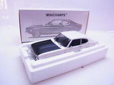 63160 Minichamps 150 089078 Ford Capri I RS 2600 1970 Modellauto 1:18 NEU OVP