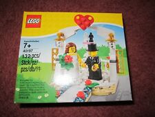 LEGO BRIDE AND GROOM WEDDING SET 40197 - NEW/BOXED/SEALED