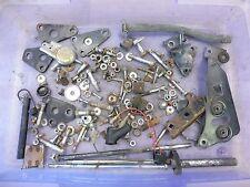 1978 Kawasaki KZ400 KZ 400 K512-4' misc parts bolts mounts brackets