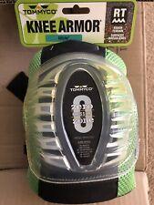 Tommyco GELite Knee Armor Pads RT Rough Terrain Kneepads GREEN Brand New