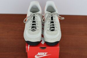 NWOB Nike Air Lava Dome Ultra White Orange Grey Sneakers Shoes Sz. 11 SOLD OUT