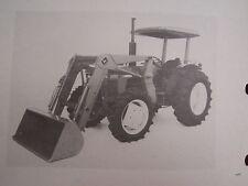 John Deere 100 Farm Tractor End Loader Operators Manual
