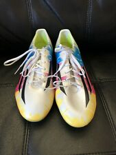 Adidas Messi F30 Trx Fg Cleats Multicolored Size 12.5 Authentic