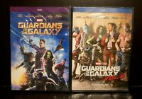 Guardians of the Galaxy Volume 1 and 2 (2 DVD Set) - Brand New!  Free Shipping!