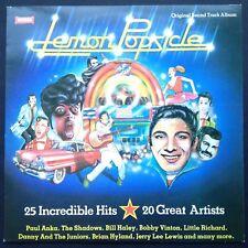 LEMON POPSICLE [Growing Up] Film Soundtrack LP Paul Anka Rock Pop Bobby Vinton