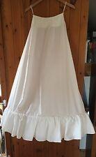 Grace Harrington Bridal Underskirt Hoop/Elasticated Waist/Wedding Slip/Petticoat