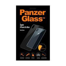 Apple IPhone Xs Max, Back Glass SCREENPROTECTOR IPHONE XS MAX BACKGLASS CLEAR