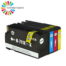 More details for 4 ink cartridge compatible with hp designjet t120 t520