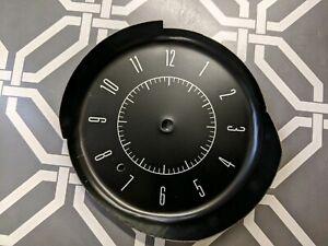 1968 Ford Fairlane Clock Dial NOS