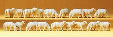 Preiser 14161 H0 Schafe sortiert